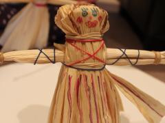 Corn Husk Doll