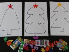 Christmas Tree Color Matching