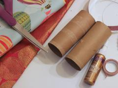 Paper Roll Gift Boxes