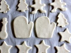 Nature-Inspired Salt Dough Ornaments