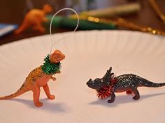 Dino Ornaments