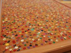 Confetti Cork Board