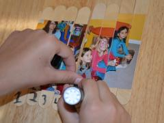 Numbered Photo Puzzles