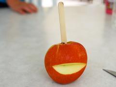 Caramel Apple Monsters