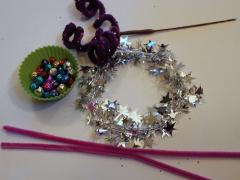 New Year's Eve Tiara