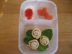 Roses and Hearts Bento Box