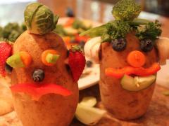 Real Mr. Potato Head