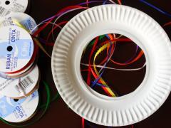 Paper Plate Kite