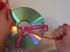 CD Ornamant