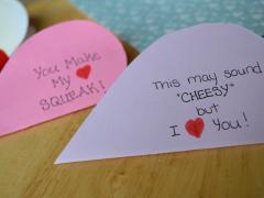 Lollipop Mouse Valentines