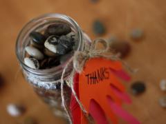 Thanksgiving Jar