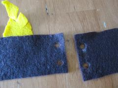 Felt Native American Headband