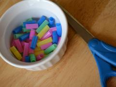 Straw Bracelets
