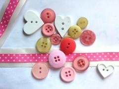 Button Light Switch Plate