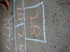 Skip-Counting Hopscotch