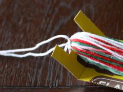Yarn Door Tassel