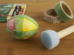 Mess-Free Egg Decorating
