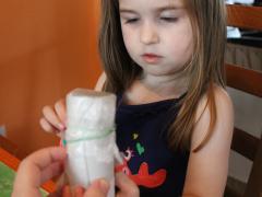 Toilet Paper Roll Kazoo