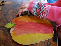 Apple Pillow Craft