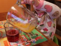 Cranberry Party Juice