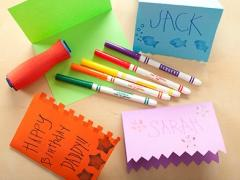 Card Making with Stamps