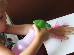 Spray Paint Cards