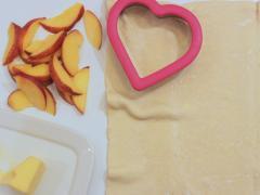 Easy Summer Peach Tart