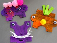 Crazy Creature Magnets