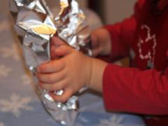 Foil + Ribbon = Comet