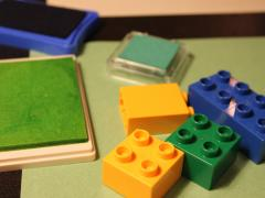Lego Stamps