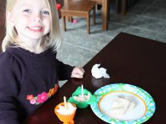 2 Easy Edible Play Dough Recipes