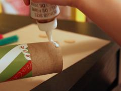 Paper Roll Elf