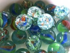 Crackled Marbles