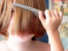 Comb + Hair = Bending Water!