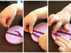 Magnetic Easter Eggs