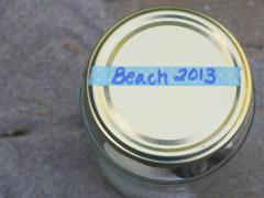 Vacation Jars