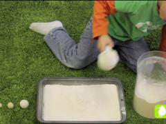 Video: make moon craters!