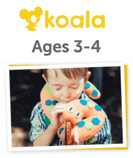Koala Crate for Ages 3-4