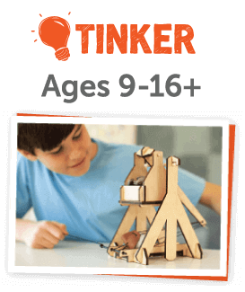 Tinker Crate for Ages 9-16+