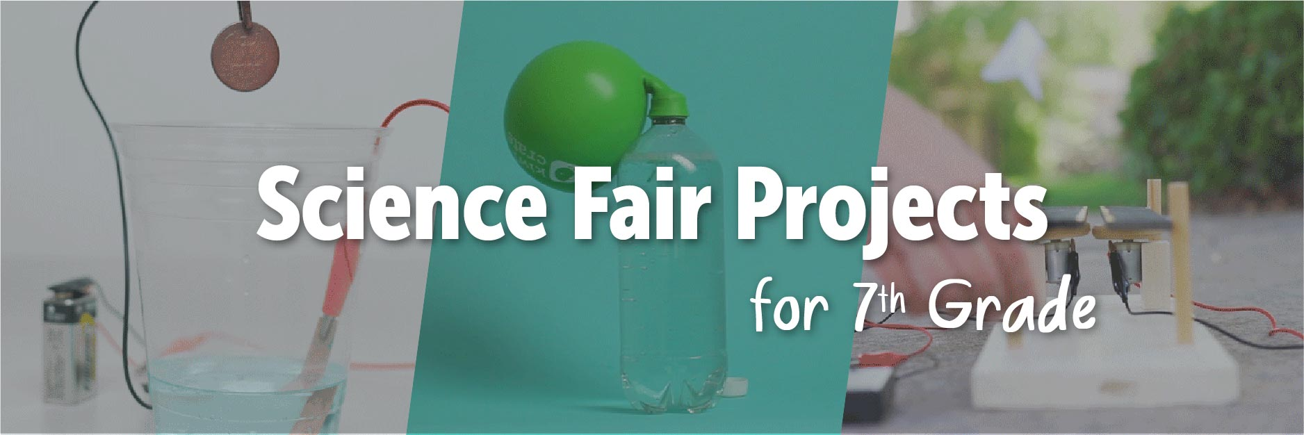science fair projects for 7th grade kiwico