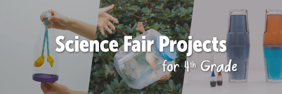 These Science Fair Projects For 4th Grade Allow Kids Ages 8 10 To Explore Concepts From Air Pressure Physics And Density