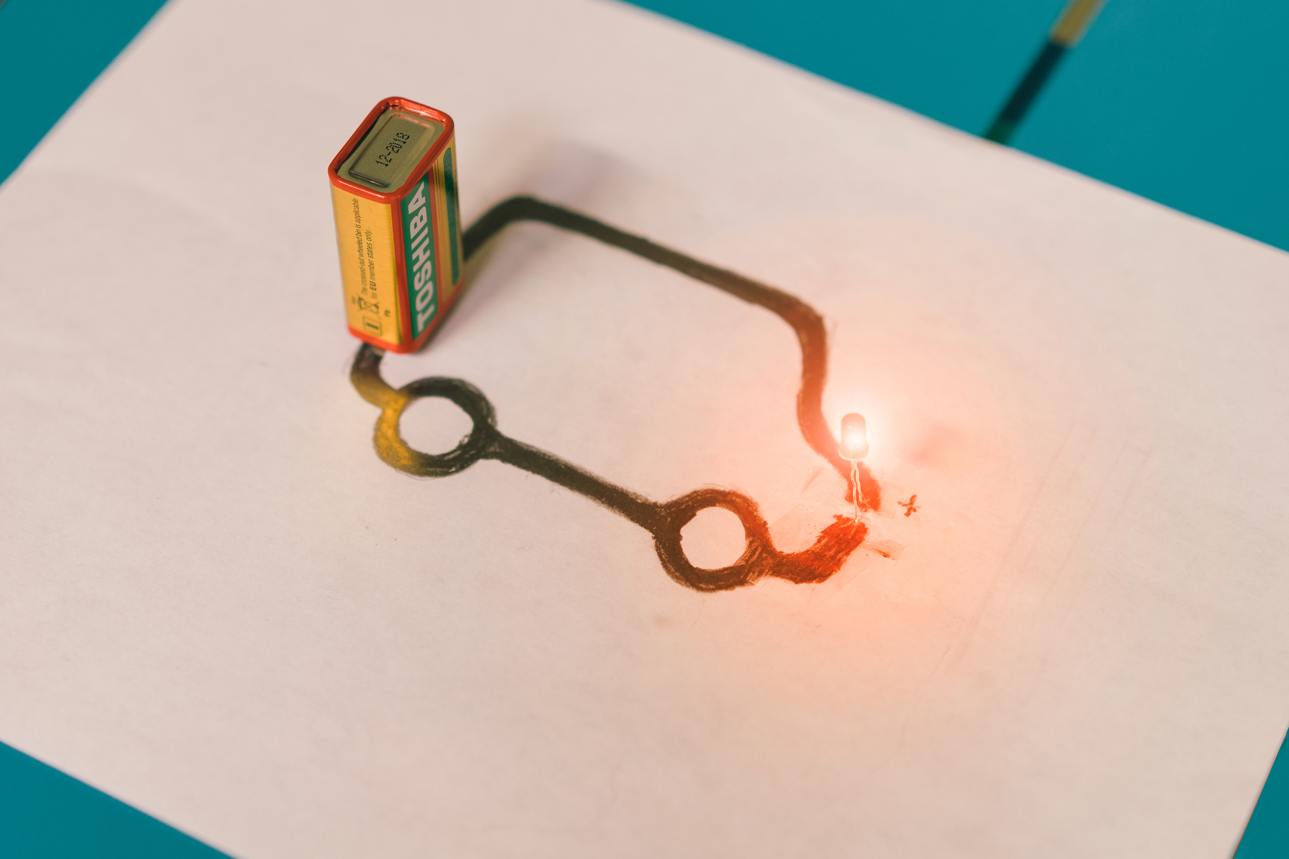 Electronics Is Fun Simple Lightdriven Led Circuit