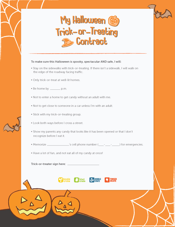 Halloween-Trick-or-Treat-Contract-Kiwi-Crate-Family