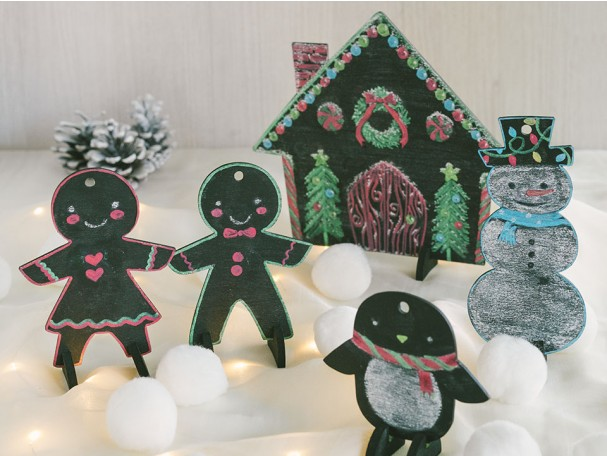 homemade-christmas-ornaments-kids-Doodle-Crate-chalkboard