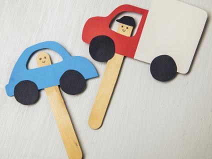 Car Puppets