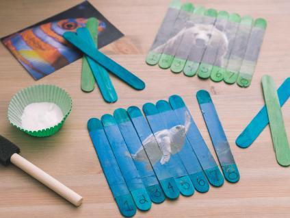 Craft Sticks Or Popsicle Sticks