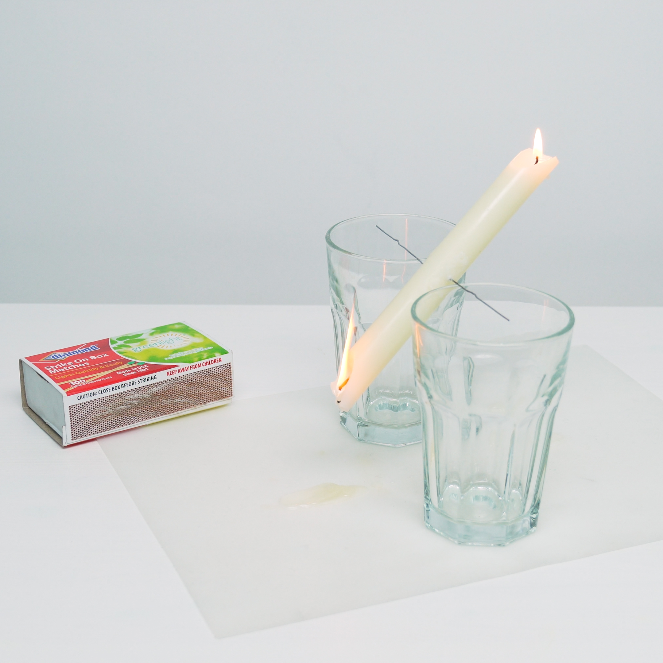 Rotating Candle Simple Circuits For Kids Physics Harness The Power Of To Make A Teeter Totter Back And Forth