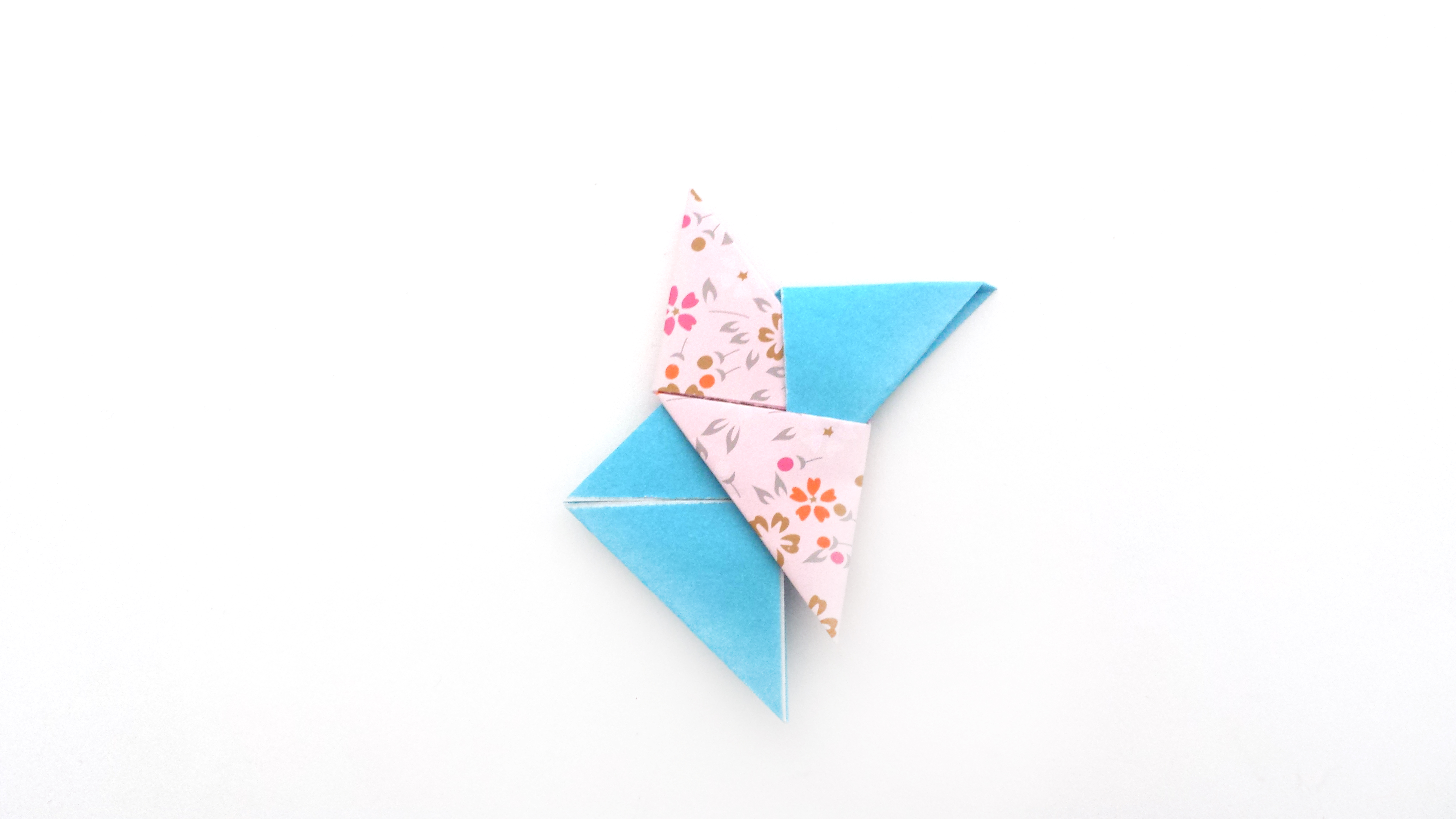 Origami Fidget Spinner - photo#28