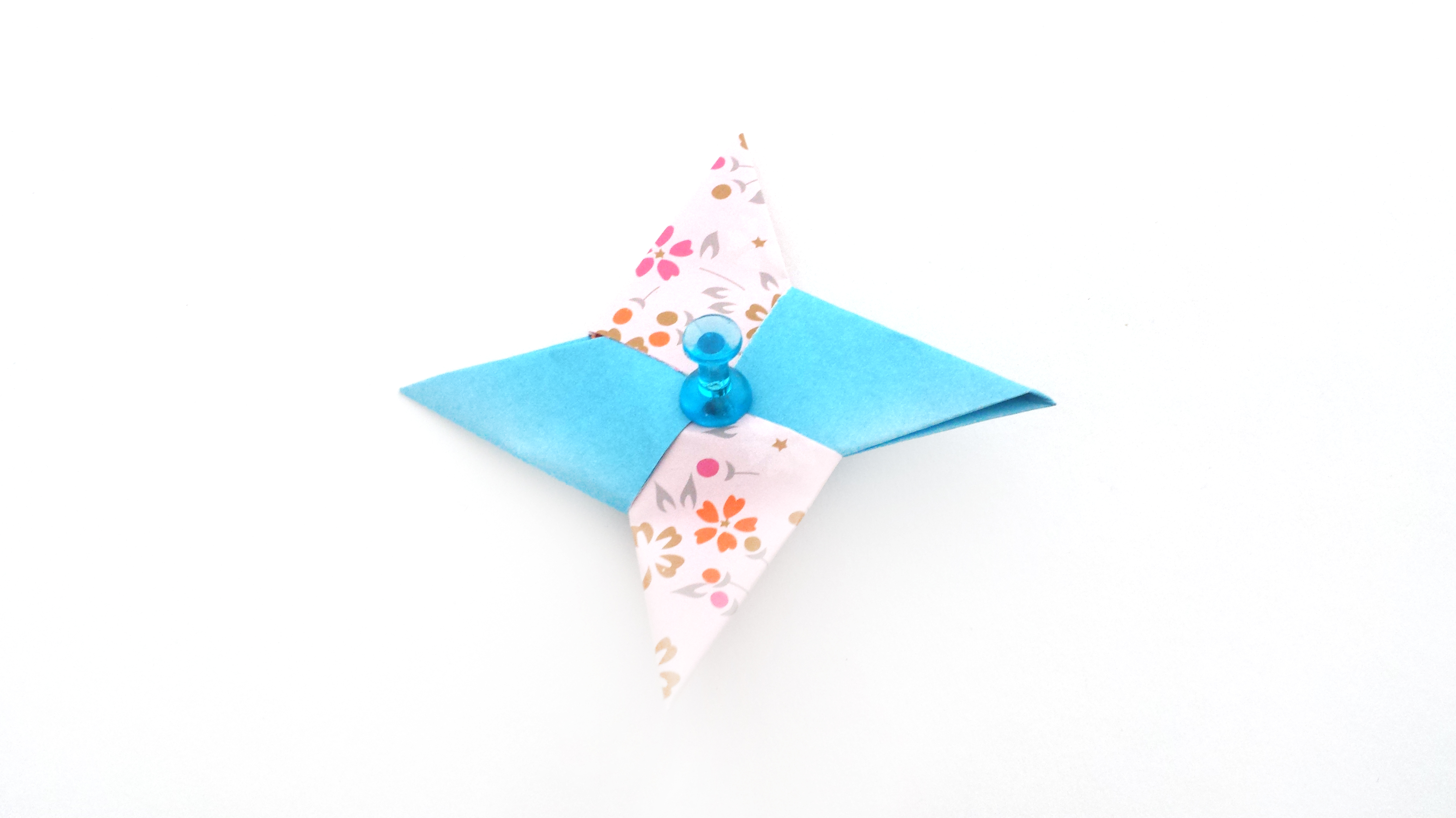 Origami Fidget Spinner - photo#16
