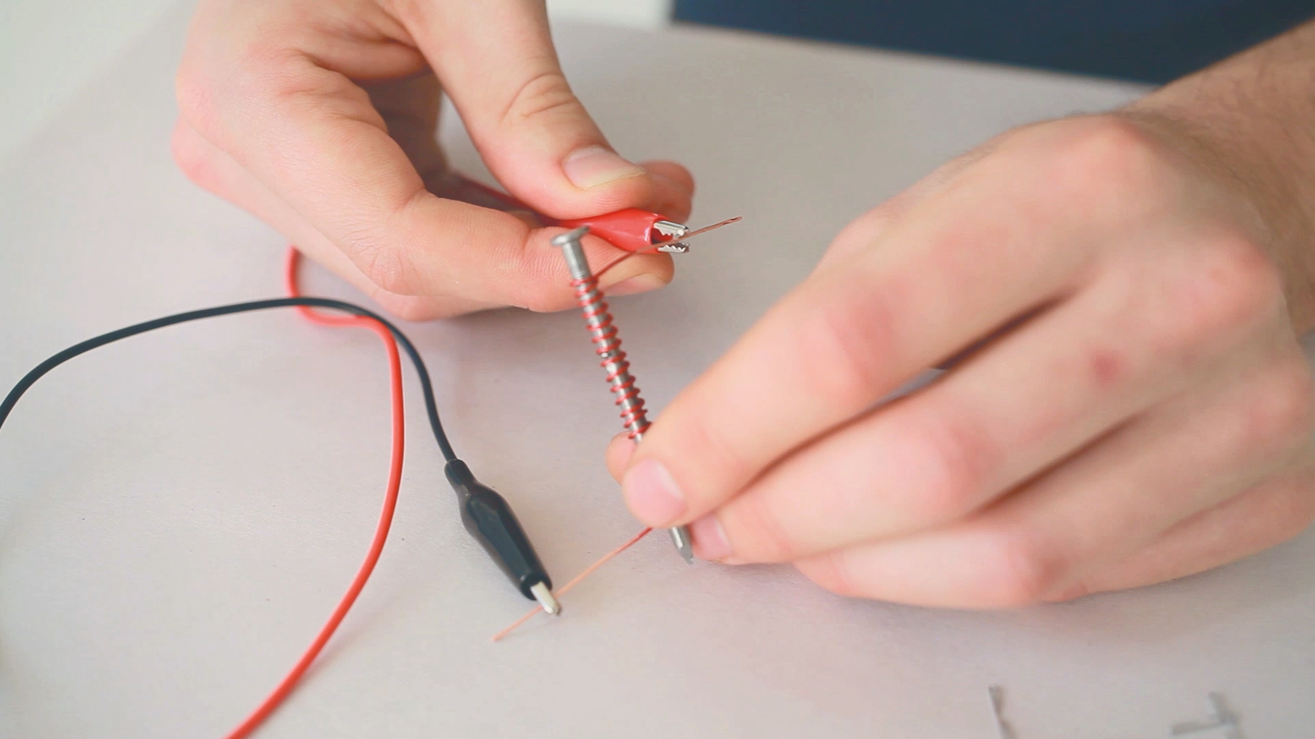 Electromagnet Home Wiring Materials List